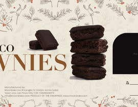 #16 for Create a Christmas Packaging Design for brownies af rajputrajesh