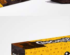 #69 for Create a Christmas Packaging Design for brownies af ossoliman