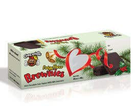 #36 for Create a Christmas Packaging Design for brownies af PredragNovakovic
