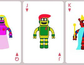#9 for Design some robot playing cards by sonnybautista143