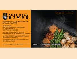 #12 untuk $20AUD FOR BEST PRESENTATION - FOOD SLEEVE EDIT oleh jaynalgfx