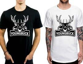 #53 for YoungBuck t-shirt logo design! by feramahateasril