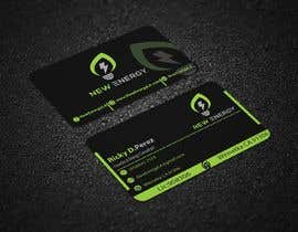 #124 for May the Best Business Card Win by sajjwal