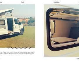 Nro 41 kilpailuun Creación Catálogo Fiat Talento Camper käyttäjältä lauritafolch