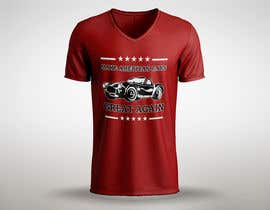 #27 for Make American Cars Great Again Tee Shirt af MrContraPoS