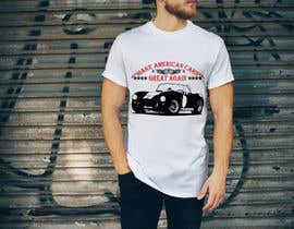 #19 for Make American Cars Great Again Tee Shirt af mahbur4you