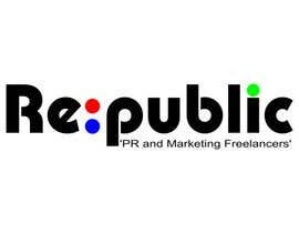 vrd1941 tarafından Logo Design for Re:public (PR and Marketing Freelancers) için no 154