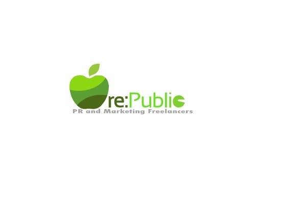 Конкурсная заявка №36 для Logo Design for Re:public (PR and Marketing Freelancers)