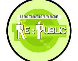 freetobid tarafından Logo Design for Re:public (PR and Marketing Freelancers) için no 139