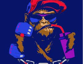 #28 for Illustrate Monkey / Edit - for Nutrition Line by sonnybautista143