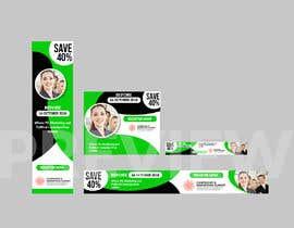 Nro 39 kilpailuun Design Web Ads for a Conference käyttäjältä d3stin