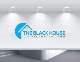 "#8 for The house is named ""The Black House"" or ""The Black House on Mountain Lane"" The property is located in Big Bear California, it's located in the mountains. The house is surrounded by large pine trees. I'm looking for a simple modern design. by Mahbud69"