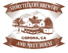 #117 for Design a Logo for Storytellers Brewery and Meet House by hiisham78