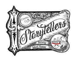 #182 for Design a Logo for Storytellers Brewery and Meet House by sadatkhan194