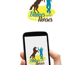 #45 for Create icon dancing with horse by wpurple