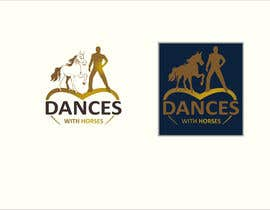 #41 for Create icon dancing with horse by dulhanindi