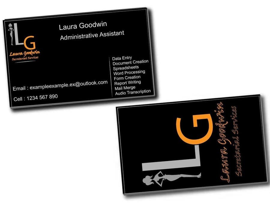 Cute Business Card Creation Images - Business Card Ideas - etadam.info