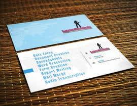 #46 untuk Logo & Business Card Design for a Secretarial Business oleh Naumovski