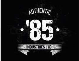 #111 για Vintage design - 85 Industries Ltd από milyunatintas