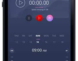 #6 for 1FPS video recorder app. by webmagical
