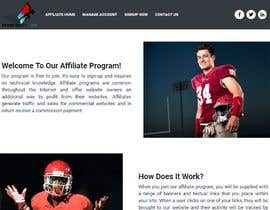 #8 for Build and improve on an existing website for Rockstar Sports Network by ArnabMondall