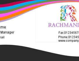 #85 for Logo Design for Rachmaninov bvba af RoxanaFR