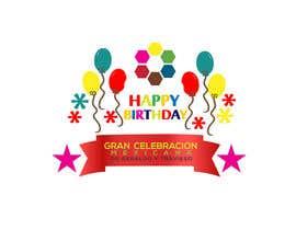 #100 untuk Birthday Party Logo/Design Concept oleh Novelman50