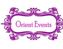 #34 for Design a Logo for oriental events company af statdesk