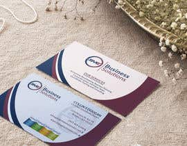 #116 for SME Business Solutions Business Cards by RasalBabu