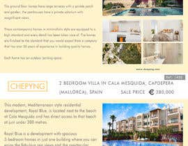 #4 for One page property flyers by spdmf