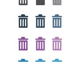 #60 for Design a Trash Icon af ashishgoswami95