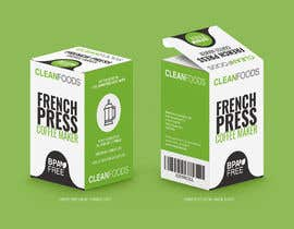 #28 untuk [NEW] - FRENCH PRESS PACKAGING DESIGN NEEDED - Guaranteed/Featured oleh mikeBq