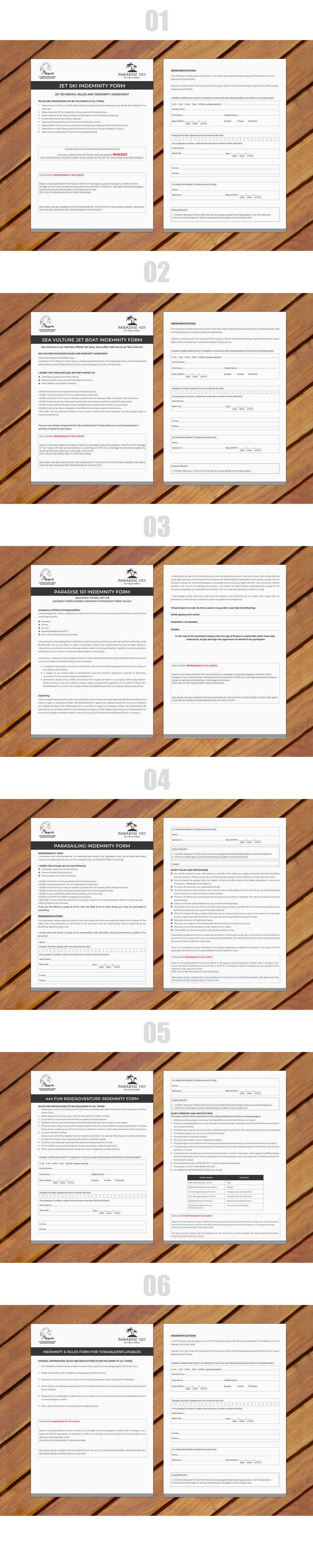 Natečajni vnos #10 za Create Nice Designed Forms