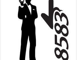 #3 para Graphic Spoofed James Bond 007 Logo and Silhouette por edoandrianto