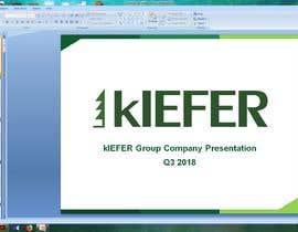 #15 for Create a company Presentation by JohanKha05