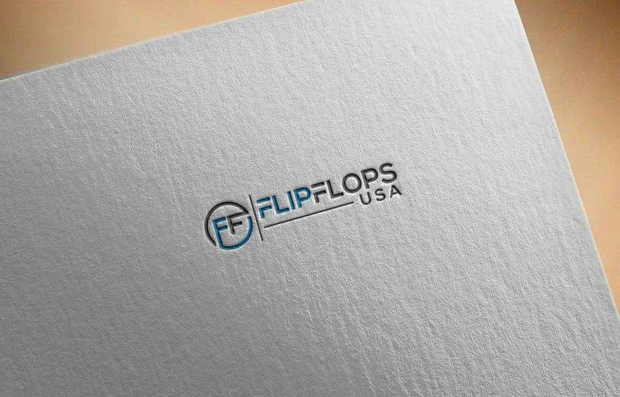 Penyertaan Peraduan #192 untuk Quick LOGO for flip flop website