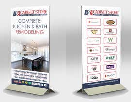 #21 for Double Sided Mount Sign Design for Kitchen Remodeling Company by jrayhan