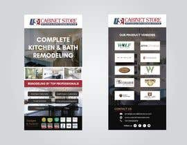 #26 for Double Sided Mount Sign Design for Kitchen Remodeling Company by btnavarro