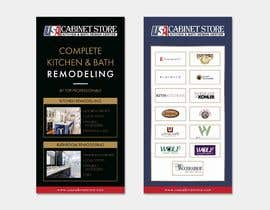 #28 for Double Sided Mount Sign Design for Kitchen Remodeling Company by ferisusanty