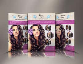 #68 para Design a Flyer for my Hair supply company por creativefolders
