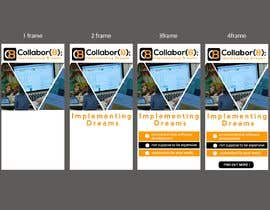 #9 for Marketial banner for Collabor8 by SJADDesigns