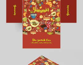 #1 for Snacks Box Packaging Design by madlabcreative