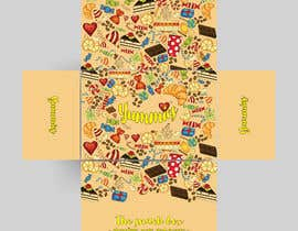 #17 for Snacks Box Packaging Design by madlabcreative