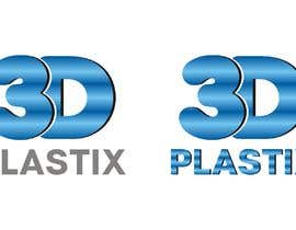 #7 untuk Need a logo for a 3D Printing company that distributes filament. Company name is 3DPlastix. I would like for it to be colorful using pastels but not like a rainbow, similar to new iOS icon colors. Logo to be used on website and packaging. oleh sandy4990