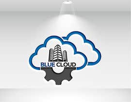 "#38 for Design a logo for a company named ""Blue Clouds"". The company is for construction, trade, services ... Be creative ! by NayanKabir2017"