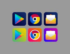 #8 cho Create Android Icon Set bởi JackArevalo