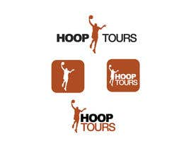 #69 para Logo Design for Hoop Tours por IzzDesigner