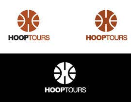#48 para Logo Design for Hoop Tours por IzzDesigner