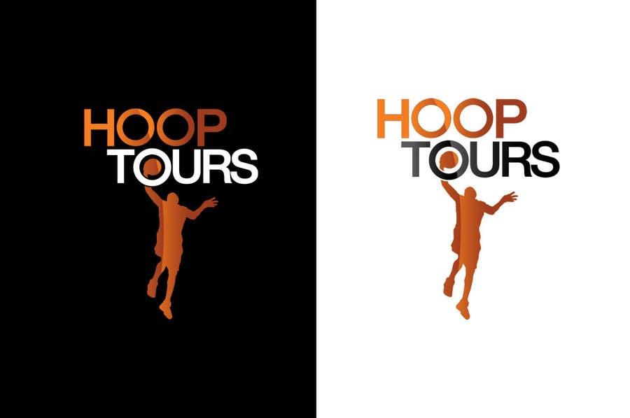 Kilpailutyö #53 kilpailussa Logo Design for Hoop Tours