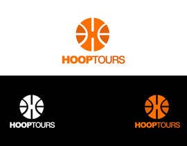#56 para Logo Design for Hoop Tours por IzzDesigner